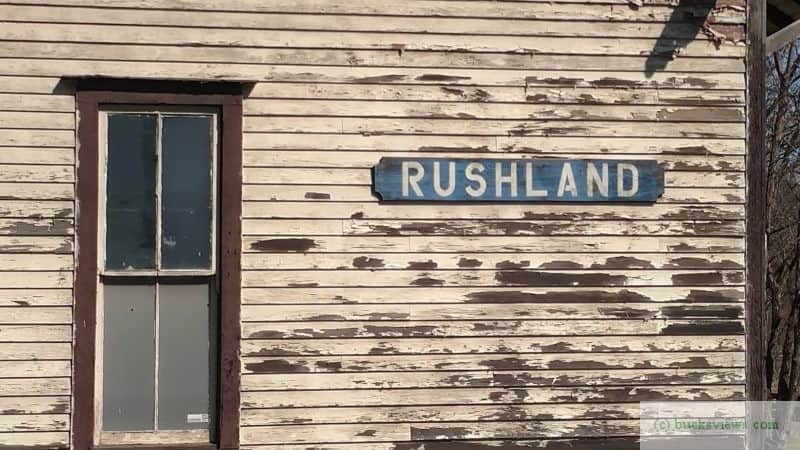Rushland Train Station 2018