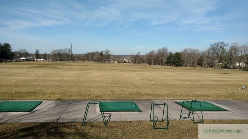 The Driving Range at Spring Mill Country Club (Members only )The Spring Mill Country Club in Ivyland (members only)