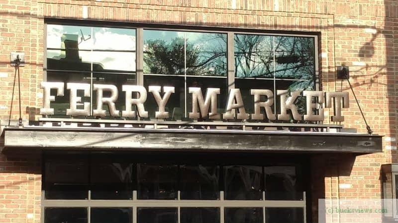 the Ferry Market in New Hope PA