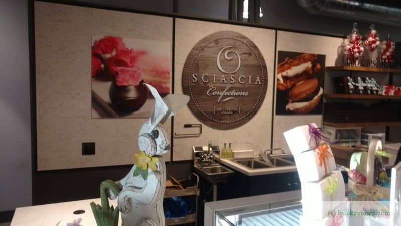 Sciascia Confections at the Ferry Market in New Hope PA
