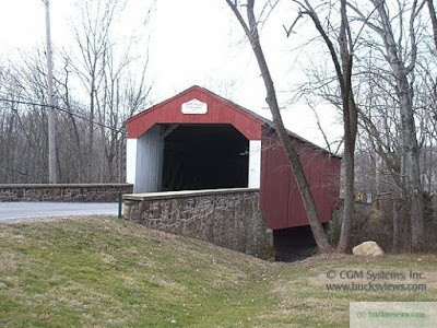 Pine Run Covered Bridge 2