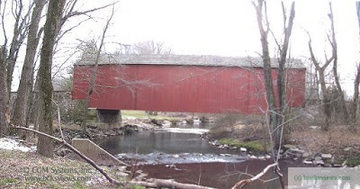 Pine Run Covered Bridge