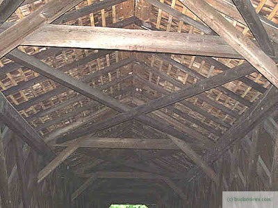 South Perkasie Interior Roof