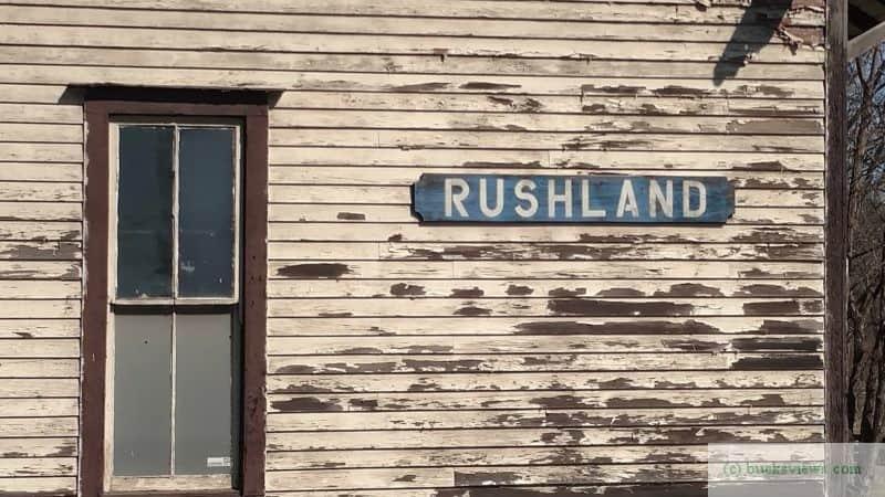 Rushland Train Station 2018