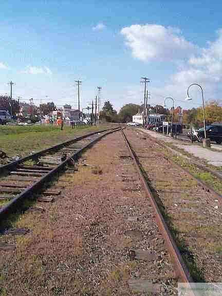Southampton Station Tracks