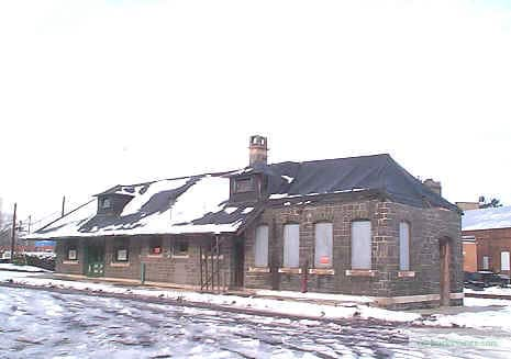 Quakertown Passenger Station