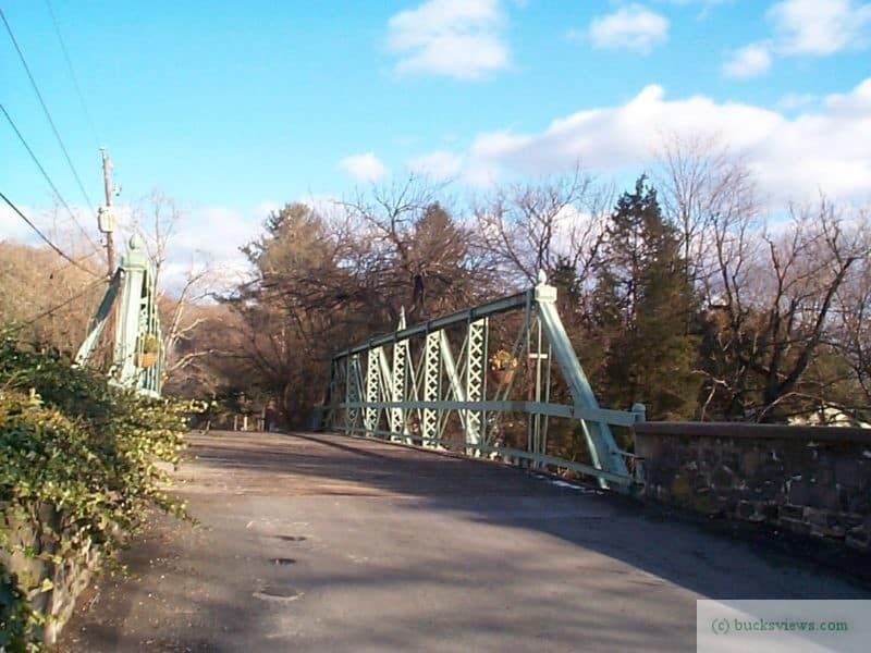 The Murray -Dougal Bridge in Point Pleasant