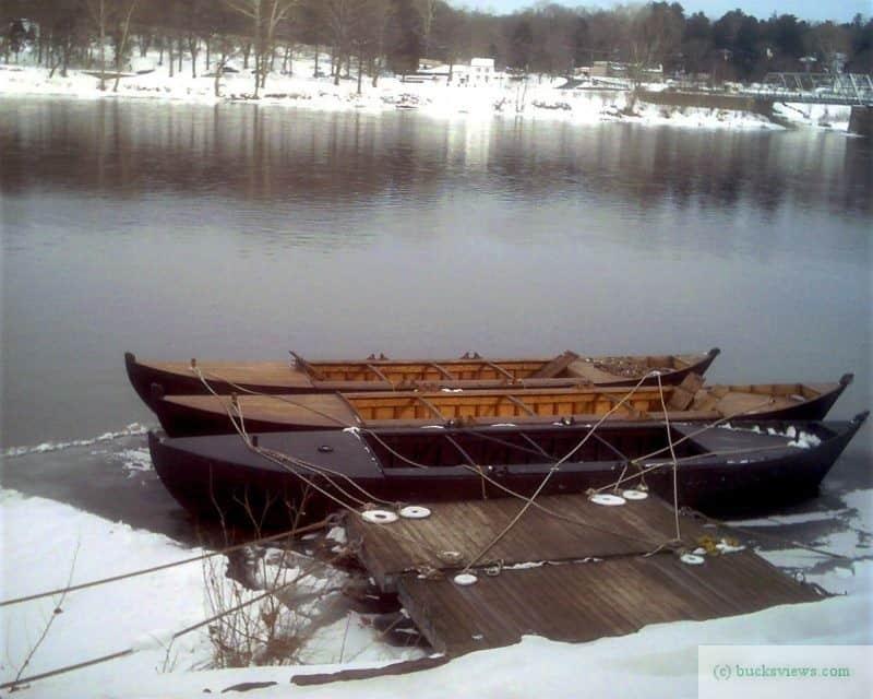 Durham Boats at Washington Crossing