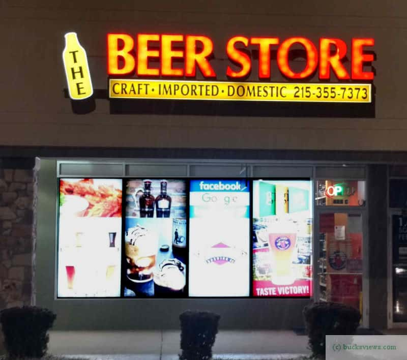 Storefront - The Beer Store in Southampton