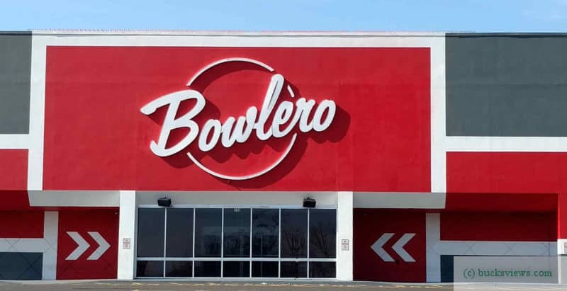 Bowlero in Feasterville