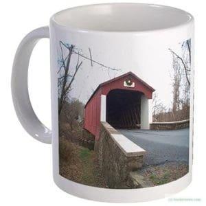 Van Sant Covered Bridge Mug