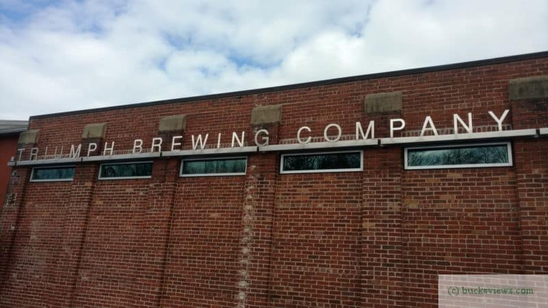 Triumph Brewing Company - New Hope