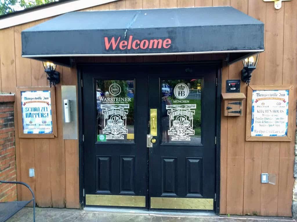 The Newportville Inn, serving German food in Bensalem, PA