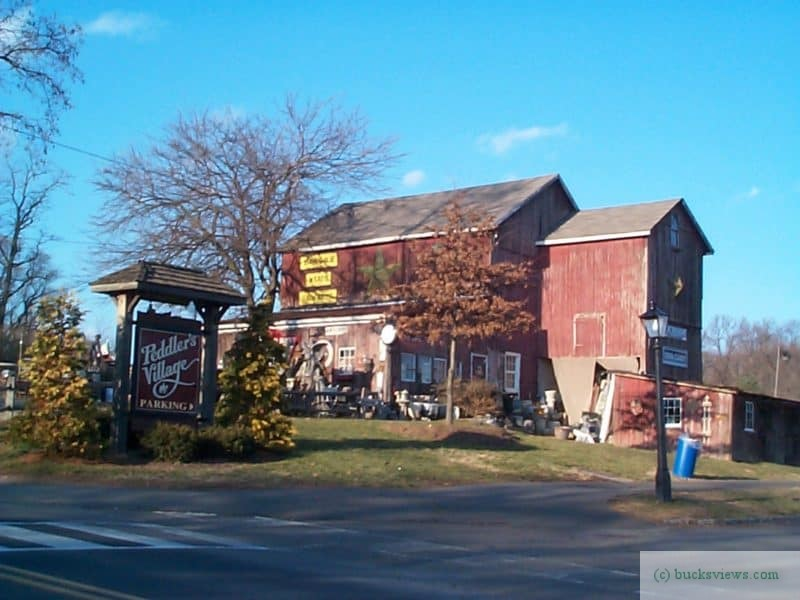 Barn at Peddler's VIllage