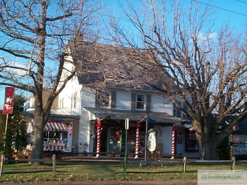Peddler's Village Shop
