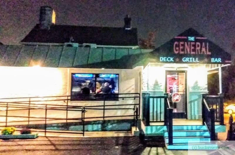 The General Deck - Bar - Grill in Upper Southampton