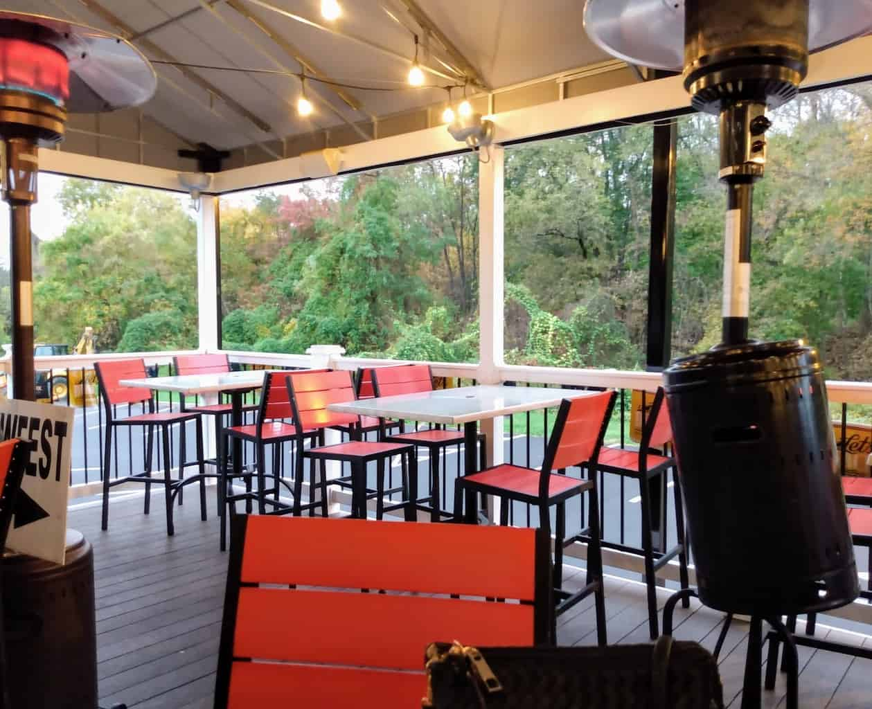 The Deck at The General