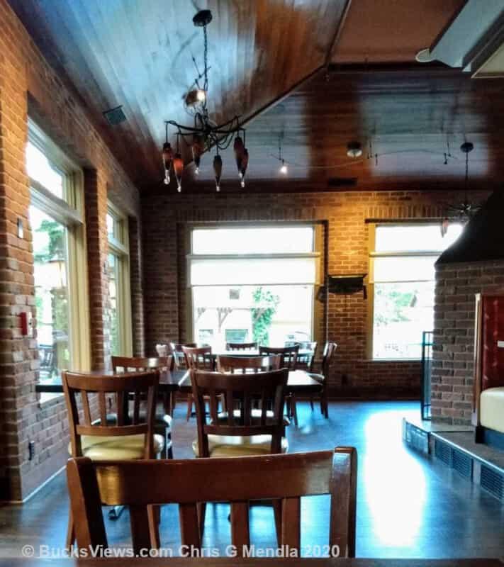 Buttonwood Grill in Peddler's Village